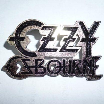 ozzy logo pin