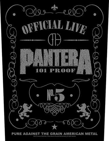 pantera 101 proof