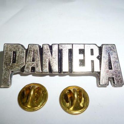 pantera logo pin