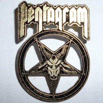 pentagram relentless pin