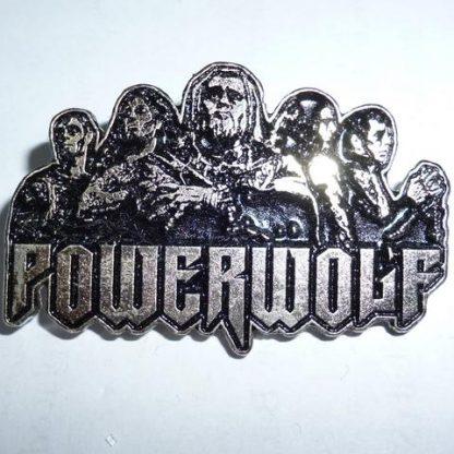 powerwolf members pin