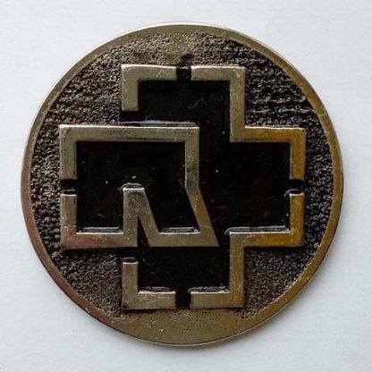 rammstein symbol pin