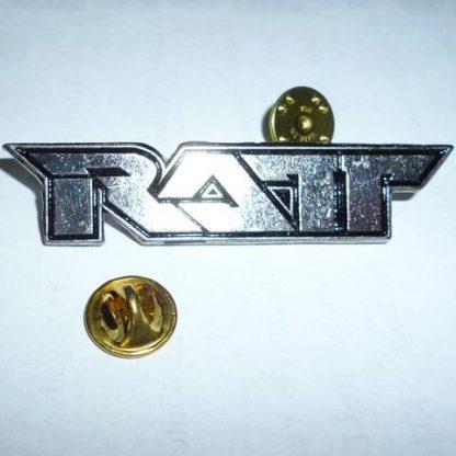 ratt logo pin