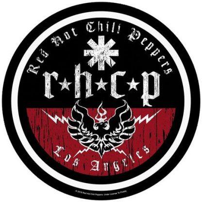 red hot chili peppers la biker