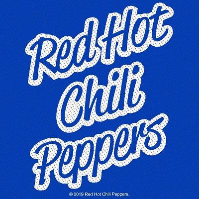 red hot chili peppers track top logo