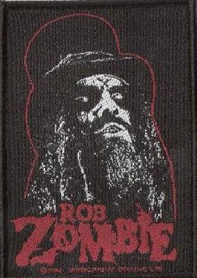 rob zombie portrait