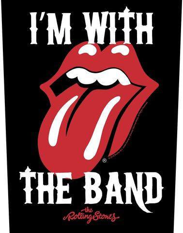 rolling stones im with the band