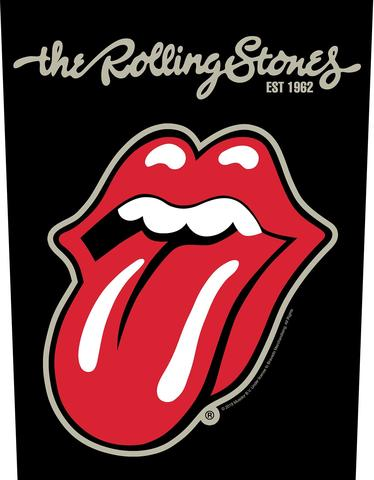 rolling stones plastered tongue
