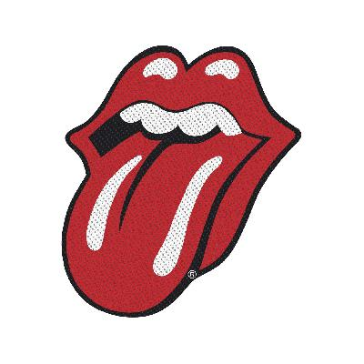 rolling stones tongue cutout