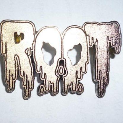 root logo pin