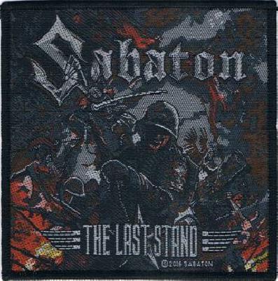 sabaton last stand