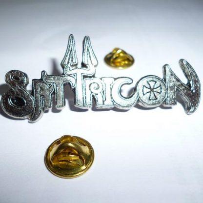 satyricon logo pin