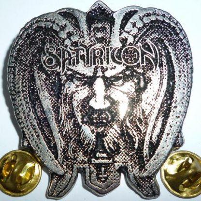 satyricon now diabolical pin
