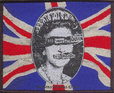 sex pistols god save the queen 1