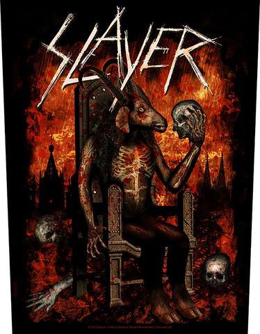 slayer devil on throne