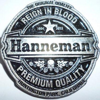 slayer hanneman logo