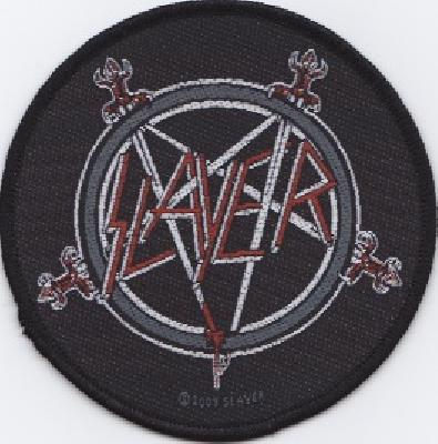 slayer pentagram logo