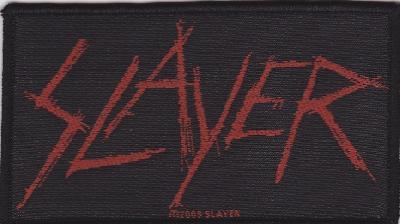 slayer scratched logo