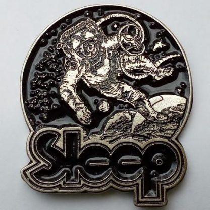 sleep astronaut pin