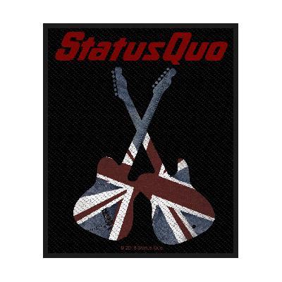 status quo guitars