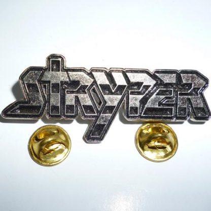 stryper logo pin