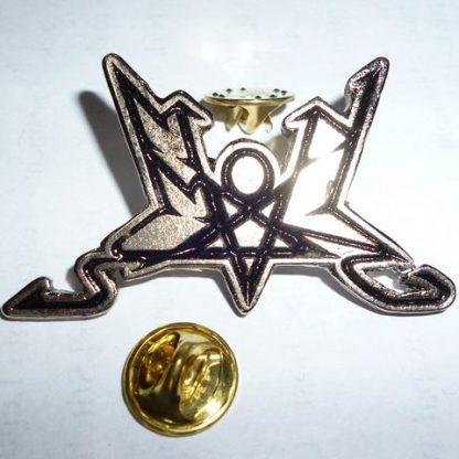 summoning penta logo pin