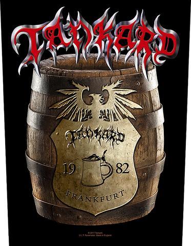 tankard beer barrel