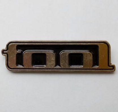tool logo pin