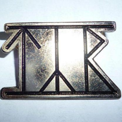 tyr logo pin