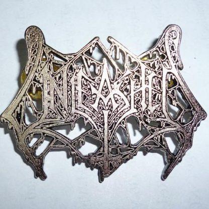 unleashed logo pin