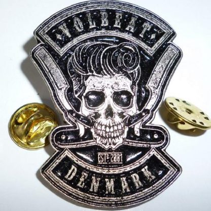 volbeat denmark pin