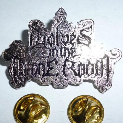 wolves in the throne room pin