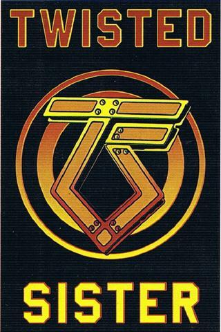 Twisted Sister TS logo flag