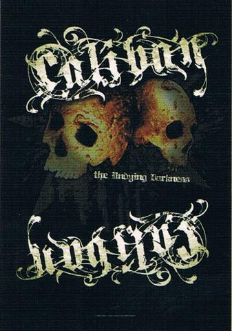 caliban the undying darkness flag