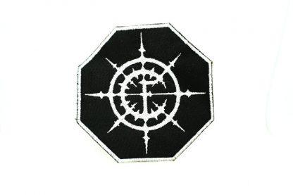 carpathian forest CF logo patch
