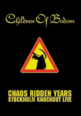 children of bodom chaos ridden years flag