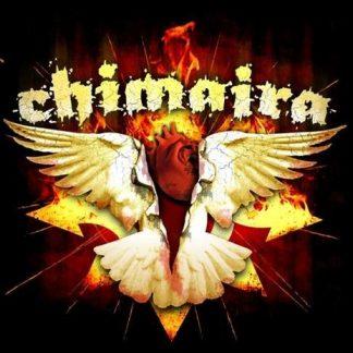 chimaira dove logo flag