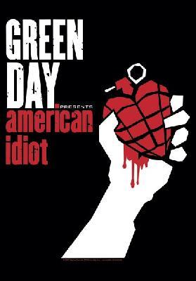 green day american idiot flag