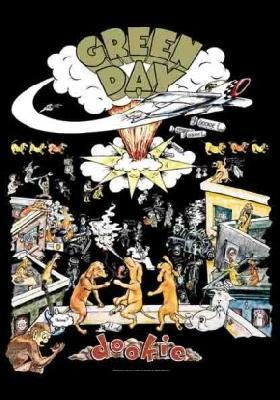 green day dookie flag