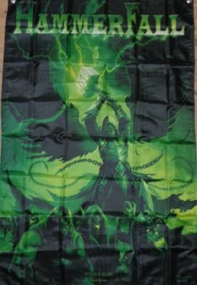hammerfall resurrected flag