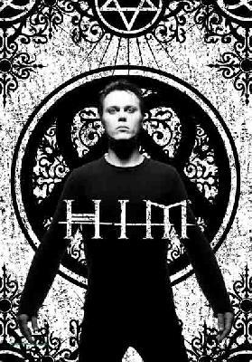 him ville valo tombstone flag