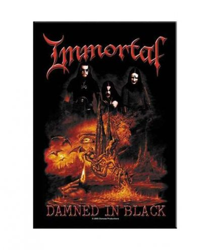 immortal damned in black flag