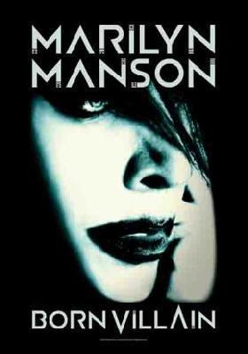 marilyn manson born villain flag