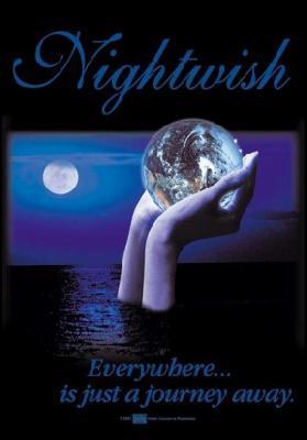 nightwish everywhere... is just a journey away flay