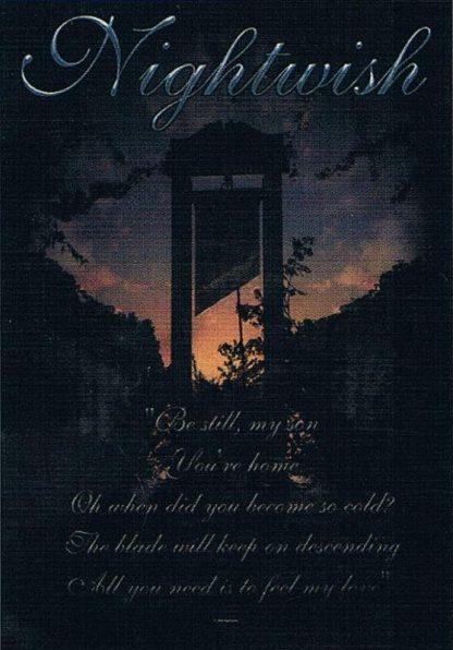nightwish poet and the pendulum flag