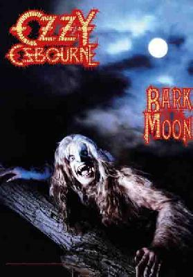 ozzy osbourne bark at the moon flag