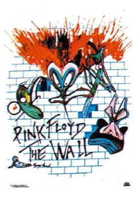 pink floyd the wall flag