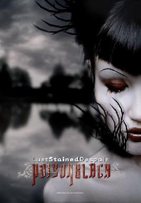 poison black lust stained despair flag