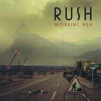 rush working men flag