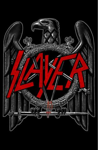 slayer seasons in the abyss black eagle flag